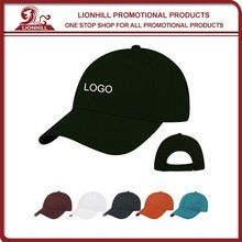 Top Quality Cheap Price 3D Embroidery Cotton Baseball 6-panel Cap