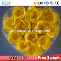 Beauty soap for glowing skin, wholesale rose flower bath and beauty soap