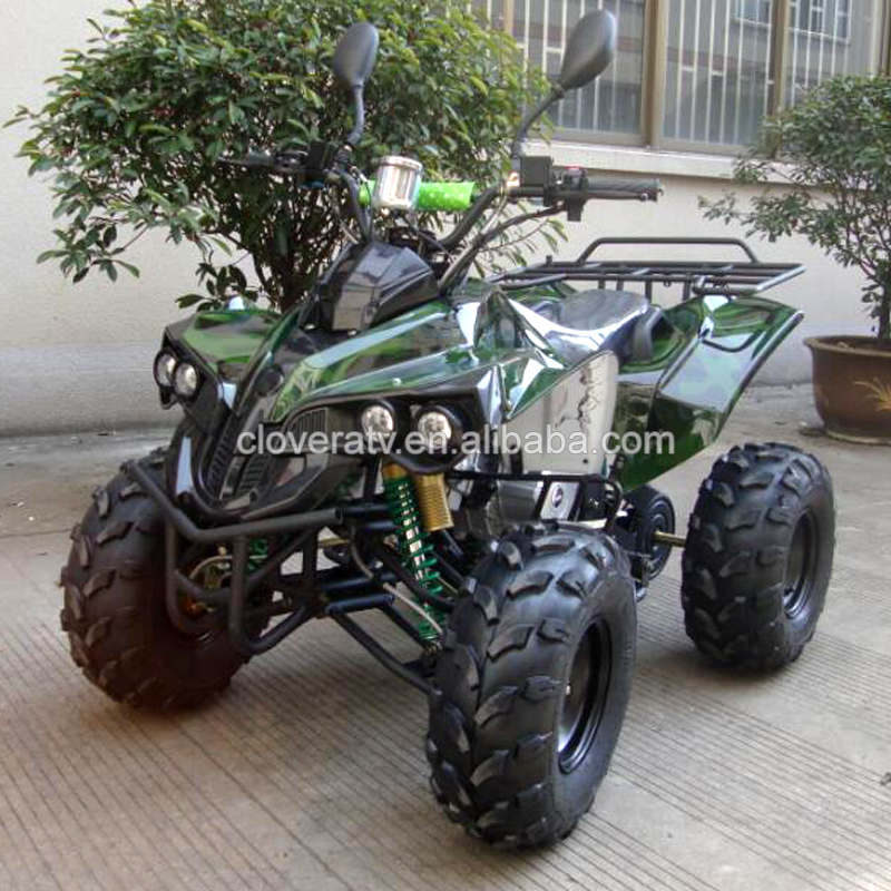 New Design Chain Drive 4 Stroke Air Cooled Quad 110CC Sport ATV