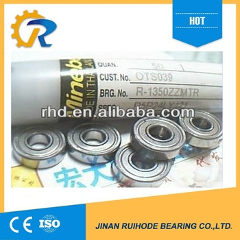 NMB bearing R1350ZZ,695 ZZ high speed bearing