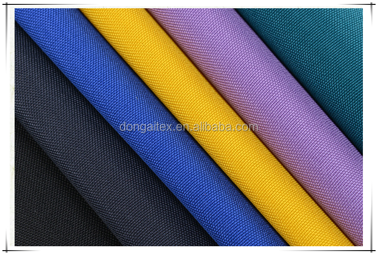 1000D Cordura Plain Dyed Nylon Fabric