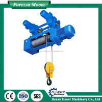 Small Size Harga Hoist Crane 5 Ton With Stable Performance