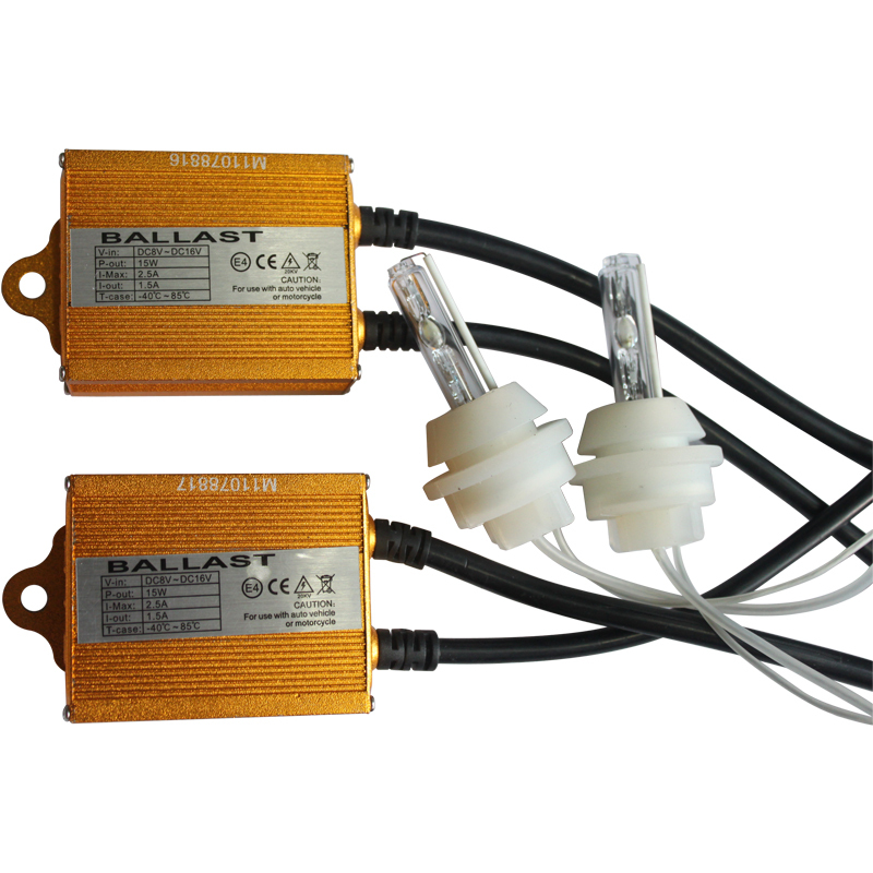 AC DC G4 hid bulb ballast for 15w HID Xenon kit Reversing/back-up lamp/light