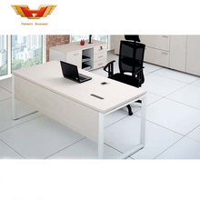 Modern office furniture wooden office desk for one person computer table design