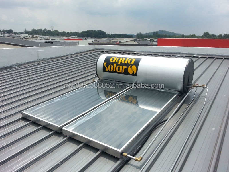 300 litres Flat Panel Solar Water Heater
