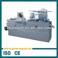 Blister packing machine for tablet and capsule