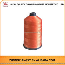 100% Textured wholesale nylon bonded threads for fishing net