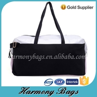 Large Capacity duffle tote canvas travel bag