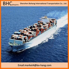 sea freight shipping cost from guangzhou china to europe