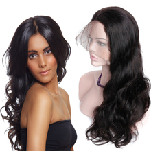 New arrival drop ship human hair wig, 150% density body wave virgin hair lace frontal wig, Brazilian remy human hair wig