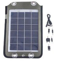 5V USB Solar Panel Battery Charger for Mobile Phones MP4 830mA