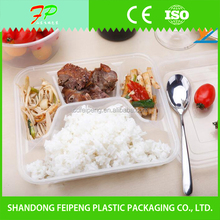 Food Industrial Use and Accept Custom Order plastic disposable food packaging containers