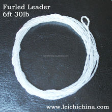 Nylon fly fishing furled tenkara leader