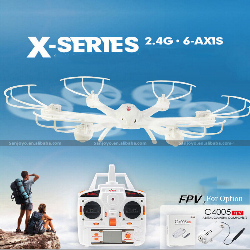 MJX RC Quadcopter without camera RTF 2.4GHz 6-axis Gyro Headless Mode One Key Return RC Toys for Kids SJY-MJX-X600
