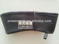 17-225/250 motorcycle inner tube 17-2.25/2.50 cheap tyre tube 17""