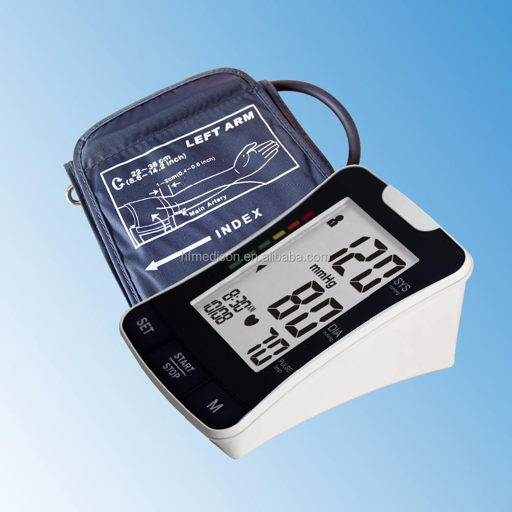Upper Electronic Digital blood pressure device