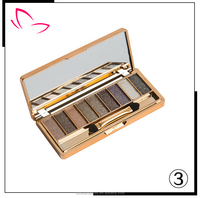 Diamond 9 colors make up cosmetics eyeshadow palette