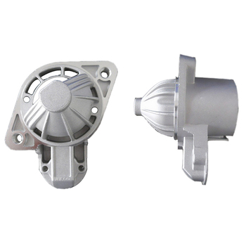 auto starter motors drive front aluminum casting housing and cover