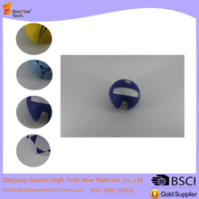 Inflatable seamless promotional anti stress pu ball, soft pu toy ball manufacturer