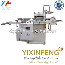 9040 patented high speed top quality Automatic PU Film Die Cutting Machine For EMI Gasket