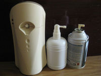 Automatic Aerosol Dispenser 300ml auto air freshener filling machine