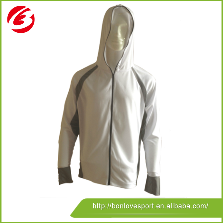 High resolution breathable polyester fishing wear/fishing shirts