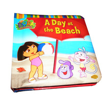 Custom paper board book printing baby kids children's book printing
