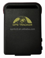 GPS 102 Vehicle Tracker System Software With APP