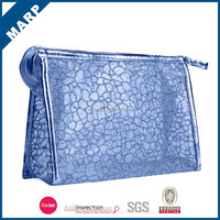 beauty pvc custom cosmetic bag
