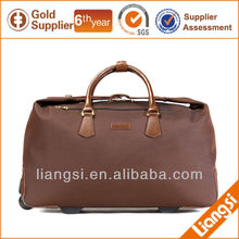leather bags men as luggage & travel bags