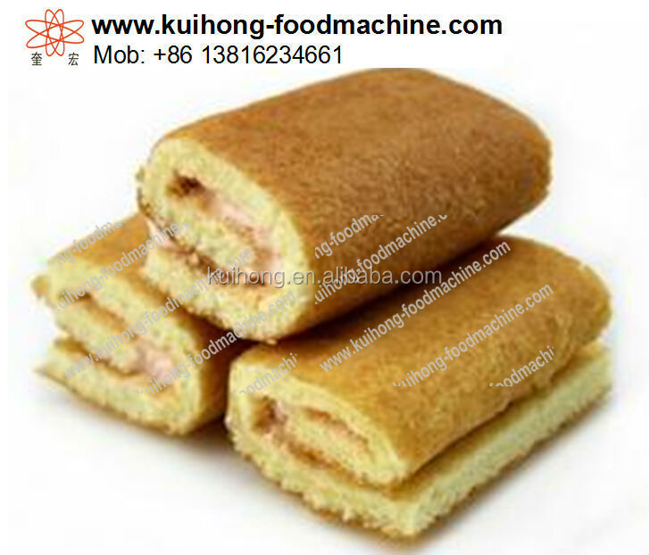 KH-1200 Layer cake Making equipment/Layer cake Making processing production line/Layer cake Making processing plant