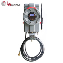 Lematec Full Tyre Auto Tire Pressure Tools Wall-Mount Automatic Tire Inflation System
