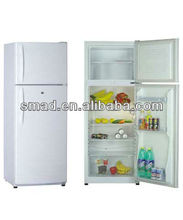 Double door home use 348L medium-sized refrigerator