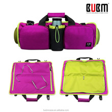 BUBM new product 2016 sport yoga tote duffle bag, fashion yoga mat bags wholesale gym bag