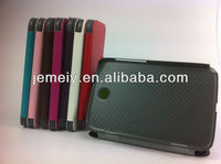 leather case for Samsung Galaxy Note 8.0 N5100 N5110 with three three folds