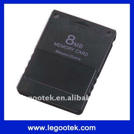 8M memory card for PS 2