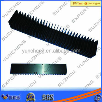 Aluminium Extrusion Profile Heat Sink Dissipation