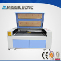 Acrylic , Wood , MDF , Paper Card 80W laser cutting machine 1390