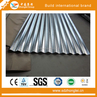 24 gauge roof sheet steel, galvanized steel plate