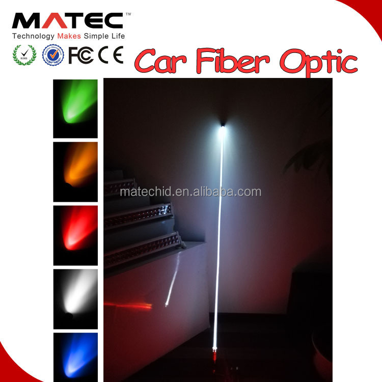 auto accessories car pole light for chevrolet cruze, buggy flag , rgb led flag light