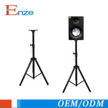 Professional Live Concert Tripod Metal Speaker Stand music stand