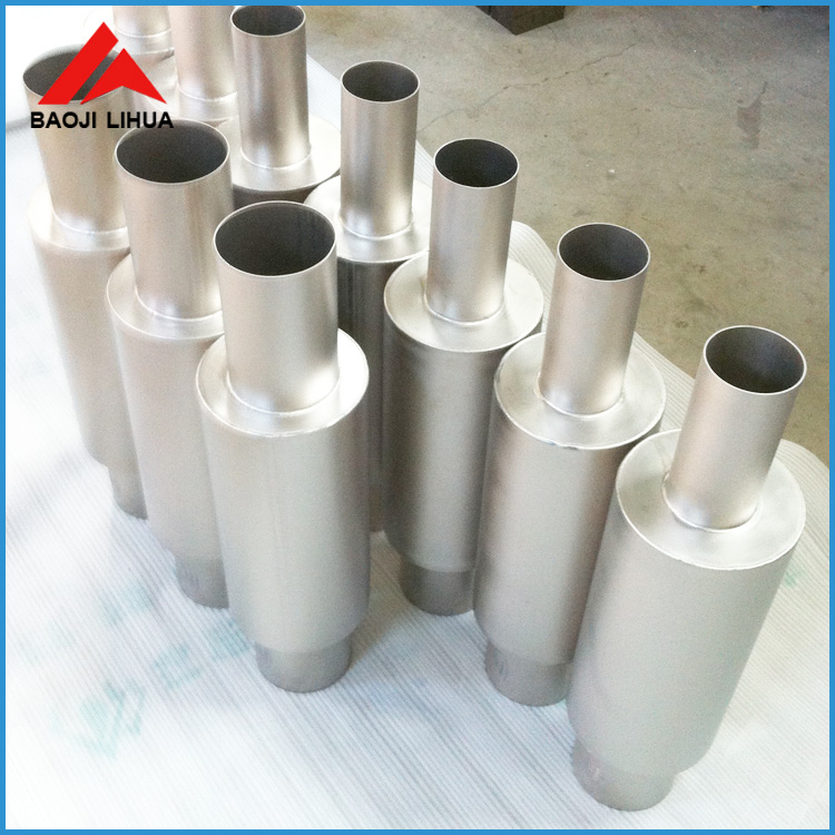 Wholesale Titanium Car Exhaust Muffler