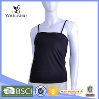 High Quality Breathable Inner Bra Wholesale Camisoles