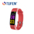 Waterproof IP67 Heart Rate monitor fitness tracker band smart bracelet with sdk and api
