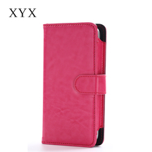 universal wallet shockproof pc cover case for samsung galaxy note 7 smart phone