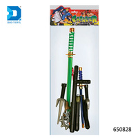 Cheap kids toys plastic katana sword for sale