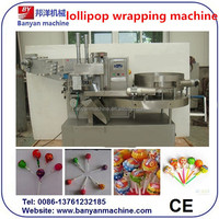 2015 High Speed Automatic Ball Lollipop Wrapping Machie