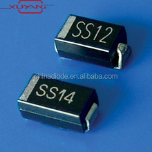 SS26 SMD Schottky Barrier Rectifier Diode 2A 60V DO-214AC SMA