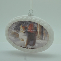Vintage christmas squirrel decorations from China factory