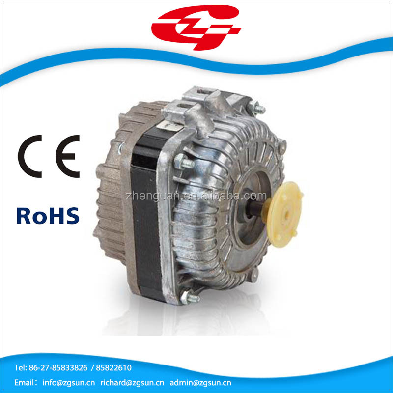 2016 new Electrical Motor Shaded Pole AC Motor Y82 series for ice chest